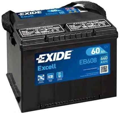 Baterie de pornire PONTIAC TRANS SPORT EXIDE EB608