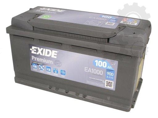 Baterie de pornire Producator EXIDE EA1000