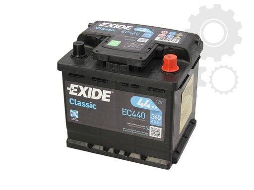 Baterie de pornire Producator EXIDE EC440