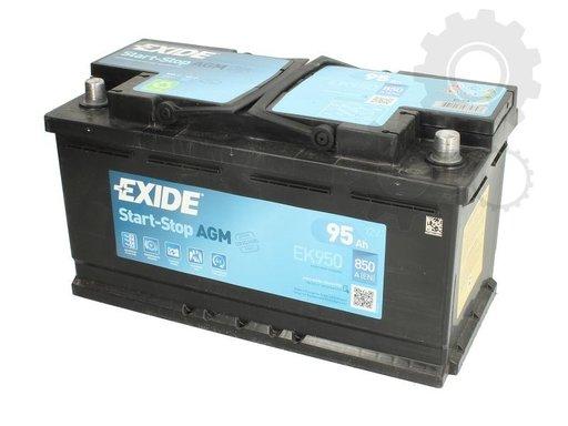 Baterie de pornire Producator EXIDE EK950