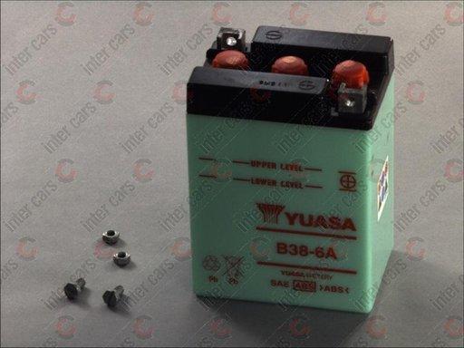 Baterie de pornire Producator YUASA B38-6A