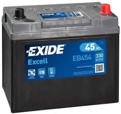 Baterie de pornire PROTON SAVVY EXIDE EB454