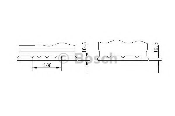 Baterie de pornire RENAULT EXTRA caroserie (F40_, G40_), RENAULT CLIO  (B/C57_, 5/357_), FIAT REGATA limuzina (138) - BOSCH 0 092 S30 020