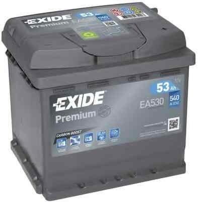 Baterie de pornire RENAULT RAPID caroserie (F40_, G40_) Producator EXIDE EA530