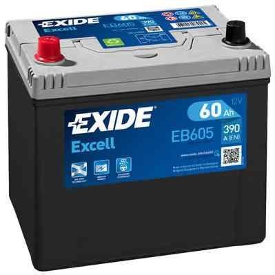Baterie de pornire SAAB 90 Producator EXIDE EB605