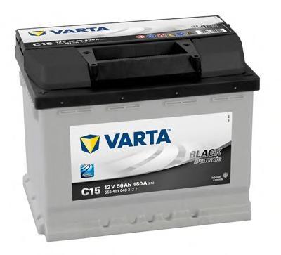 Baterie de pornire SEAT RONDA (022A), LADA 1200-1500 combi, LADA 1200-1600 - VARTA 5564010483122