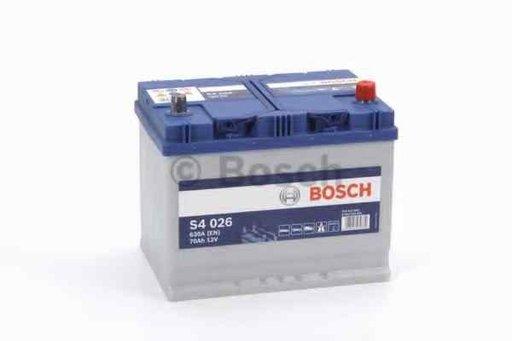 Baterie de pornire TOYOTA COROLLA (_E8_) Producator BOSCH 0 092 S40 260