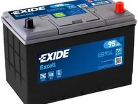 Baterie de pornire TOYOTA COROLLA hatchback (_E10_), TOYOTA COROLLA limuzina (_E8_), TOYOTA COROLLA limuzina (_E9_) - EXIDE EB954