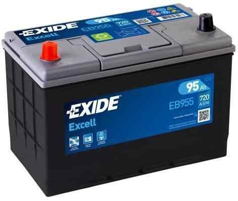Baterie de pornire TOYOTA LAND CRUISER 80 (_J8_) Producator EXIDE EB955