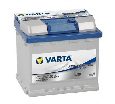 Baterie de pornire - VARTA 930052047B912