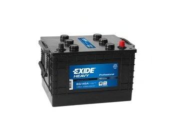 BATERIE EXIDE PROFESSIONAL 12V 145AH1000 360X253X240 +DR (EG145A)
