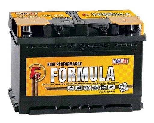 Baterie Monbat Formula 12V / 75 Ah 0 Cel mai bun p