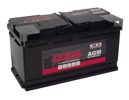 Baterie Monbat GEM AGM 12V / 70 Ah ( 278x175x190)