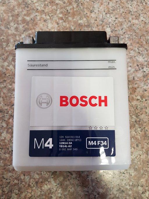 Baterie moto/atv BOSCH YB14L-A2