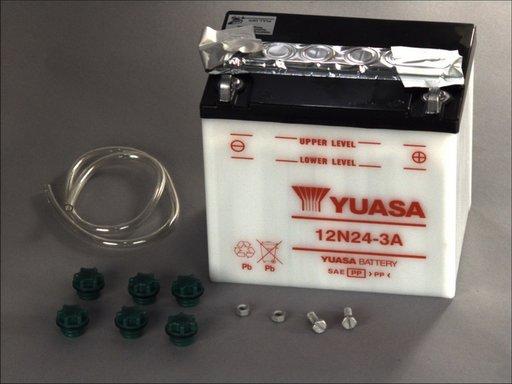 Baterie moto yuasa 12v 24ah 200a
