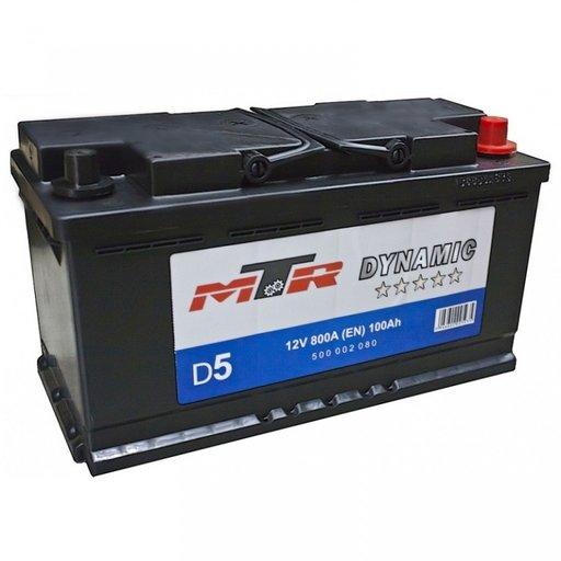 Baterie MTR Dynamic 100Ah 500002080
