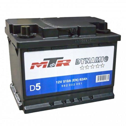 Baterie MTR Dynamic 62Ah 562002051