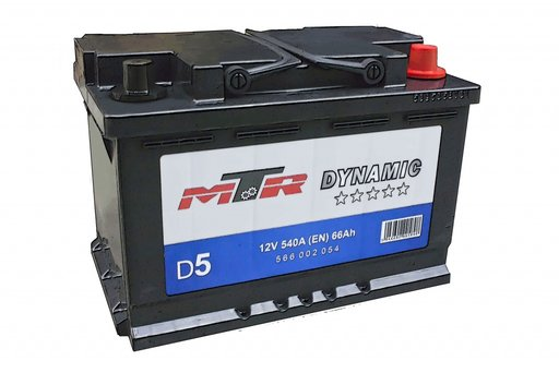 Baterie Mtr Dynamic 66Ah 540 curent pornire