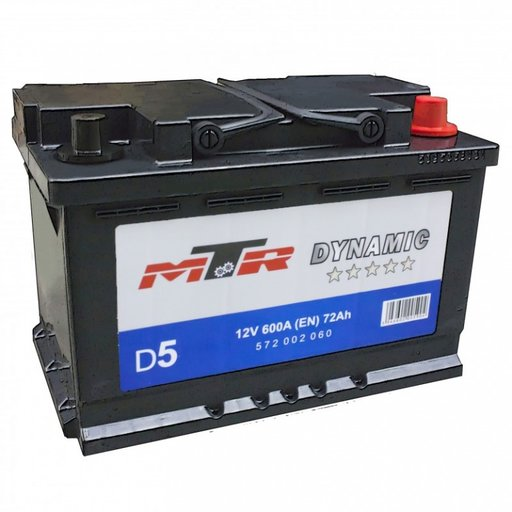 Baterie MTR Dynamic 72Ah 572002060