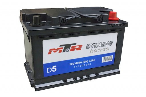 Baterie Mtr Dynamic 72Ah