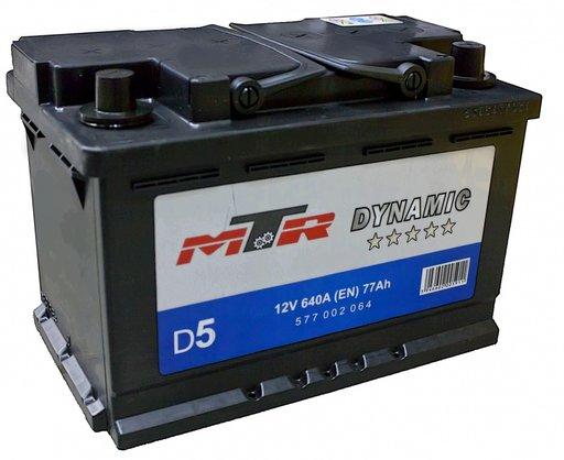 Baterie Mtr Dynamic 77Ah