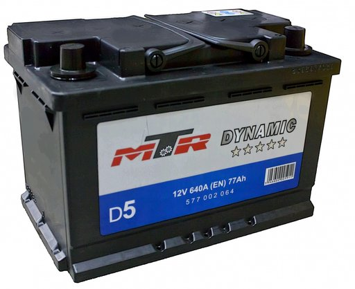 Baterie MTR Dynamic L3 77AH