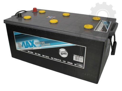 Baterie pornire camion 4-Max 225Ah 1150A