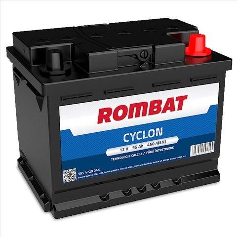 Baterie ROMBAT Cyclon 55ah