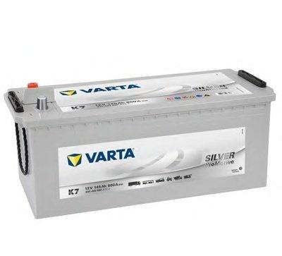 BATERIE VARTA 12V 145AH 800A PROMOTIVE SILVER K7 513X189X223MM (645400080A722)