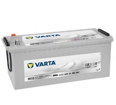 BATERIE VARTA 12V 180AH 1000A PROMOTIVE SILVER M18 513X223X223MM +STG (680108100A722)