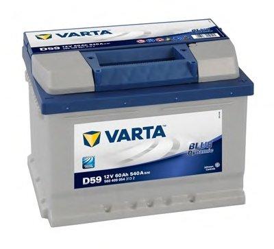 BATERIE VARTA 12V 60AH 540A BLUE DYNAMIC D59 242X175X175MM +DR (5604090543132)