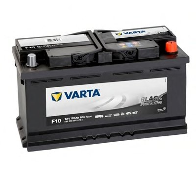 BATERIE VARTA 12V 88AH 680A PROMOTIVE BLACK F10 350X174X189MM +DR (588038068A742)