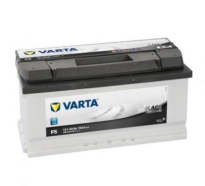 BATERIE VARTA 12V 88AH 740A BLACK DYNAMIC F5 353X175X175MM +DR (5884030743122)