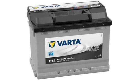 Baterie Varta 56 Ah 242 x 175 x 190