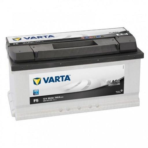 Baterie Varta Black 88Ah F5 5884030743122