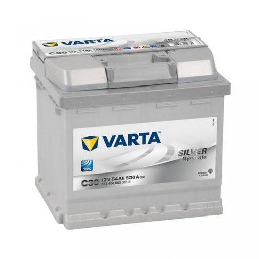 Baterie Varta Silver 54Ah C30 5544000533162