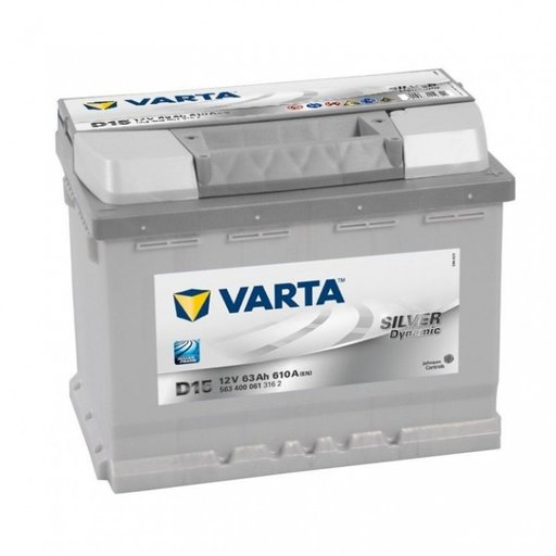 Baterie Varta Silver 63Ah D15 5634000613162