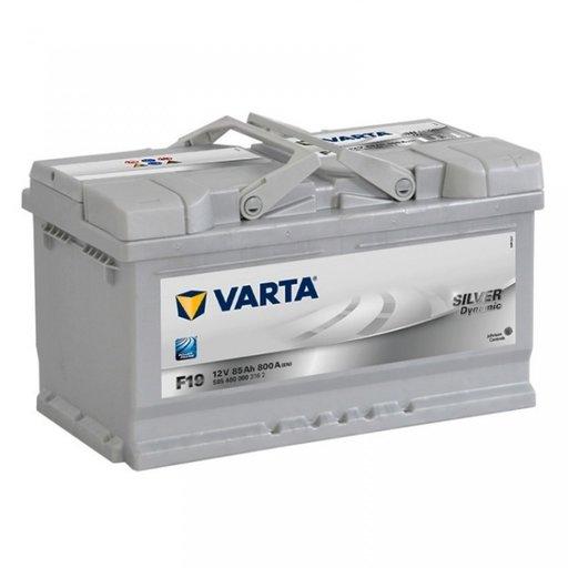 Baterie Varta Silver 85Ah F18 5852000803162