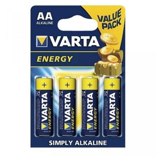 Baterie Varta Value Pack AA Set 4 Buc 4106