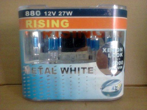 BEC 880 12V 27W XENON LOOK