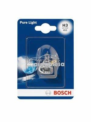 Bec Bosch H3 Pure Light 12V 55W 1 987 301 006 piesa NOUA