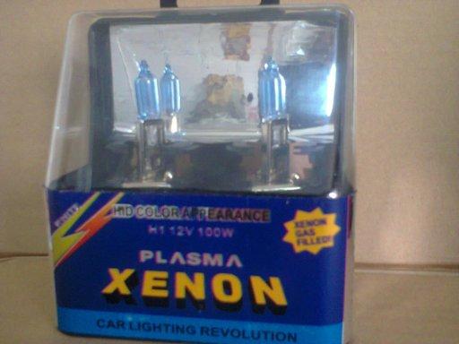 BEC H1 12V 100W PLASMA XENON