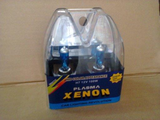 BEC H7 12V 100W PLASMA XENON