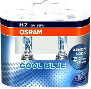 BEC H7 COOLBLUE INTENSE DUOBOX - OSRAM - 64210CBI-HCB