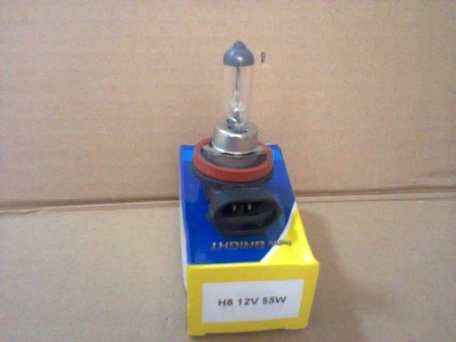 BEC HALOGEN H8 12V 55W