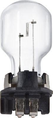 Bec incandescent PW24W 12V/24W WP3,3X14,5/3 HTR - OEM-PHILIPS: 12182HTRC1 PH12182HTRC1 - Cod intern: W02233357