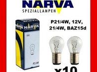 Bec narva P21/4W 12V21/4W BAZ15d