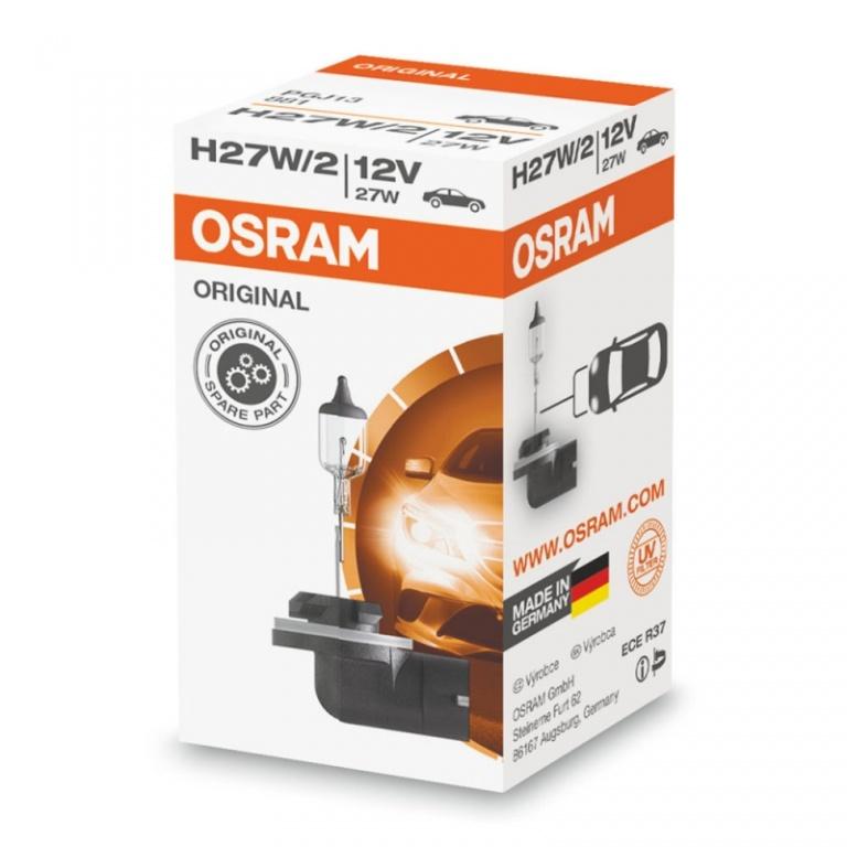 Bec Osram H27W/2 12V 27W 881