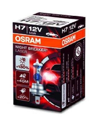 Bec Osram NIGHT BREAKER LASER H7