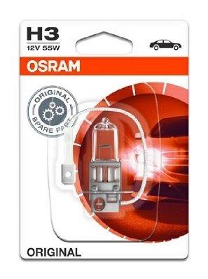 Bec osram original h3 12v 55w